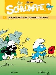 Die Schlümpfe 01. Blauschlümpfe und Schwarzschlümpfe