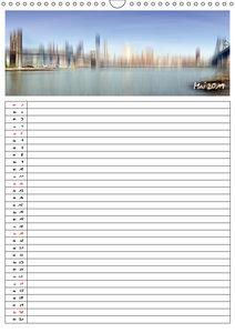 DIGITAL-ART Cityscapes (Wandkalender 2019 DIN A3 hoch)