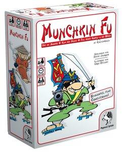 Munchkin Fu 1+2