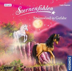 Sternenfohlen (Folge 15): Sturmwind in Gefahr, 1 Audio-CD