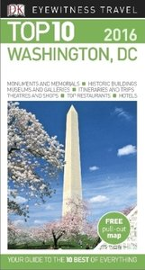 Eyewitness Top 10 Travel Guide: Washington DC