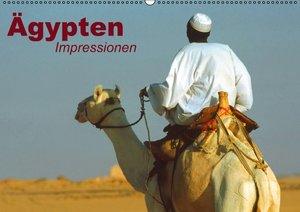 Ägypten . Impressionen (Wandkalender immerwährend DIN A2 quer)