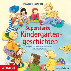 Superstarke Kindergarten-Geschichten