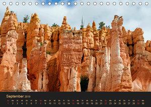 USA Der Südwesten - Einzigartige Monumente (Tischkalender 2019 D