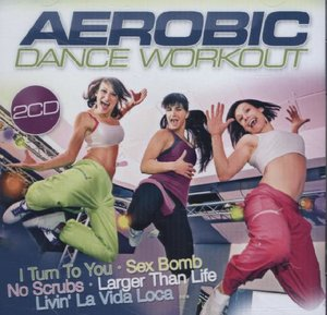 Aerobic Dance Workout - 2 CDs