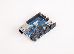 Arduino Ethernet-Platine