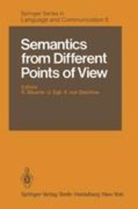Semantics from Different Points of View