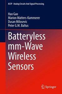 Batteryless mm-Wave Wireless Sensors