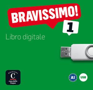 Bravissimo. Libro digitale USB