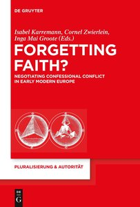 Forgetting Faith?
