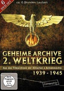 Geheime Archive 2.Weltkrieg 1939-1
