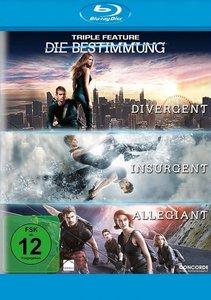 Bestimmung Triple, 3 Blu-rays