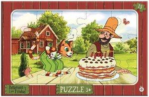 Pettersson & Findus - Rahmenpuzzle