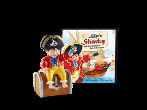 01-0050 Tonie-Käptn Sharky - Käptn Sharky und das Geheimnis der