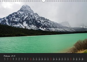 Oh Canada... 2019 (Wandkalender 2019 DIN A3 quer)