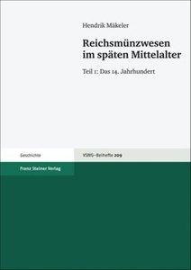 Reichsmünzwesen im späten Mittelalter 1