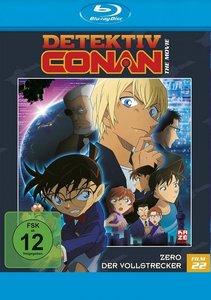 Detektiv Conan - 22. Film: Zero der Vollstrecker. .22, 1 Blu-ray