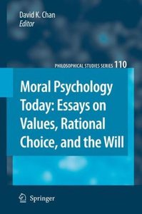 Moral Psychology Today