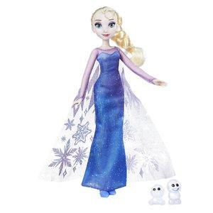 Hasbro B9201ES0 Die Eiskönigin Zauber der Polarlichter Elsa & Sc