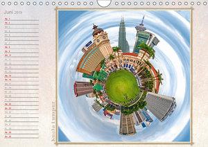 Kleine Weltansichten (Wandkalender 2019 DIN A4 quer)