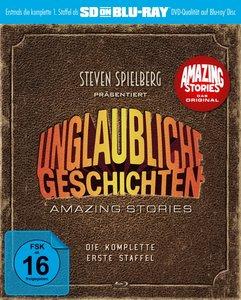Amazing Stories-Staffel Eins (SD on Blu-ray)