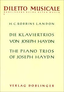 Die Klaviertrios von Joseph Haydn /The Piano Trios of Joseph Hay