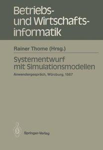 Systementwurf mit Simulationsmodellen