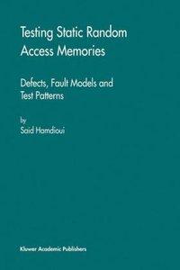 Testing Static Random Access Memories