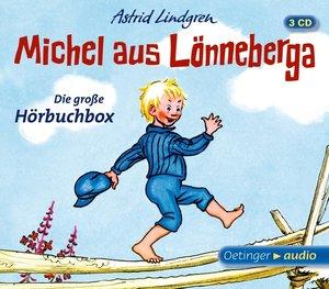 Michel Aus Lönneberga-Die Große Hörbuchbox
