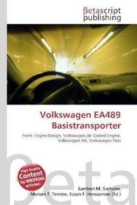 Volkswagen EA489 Basistransporter