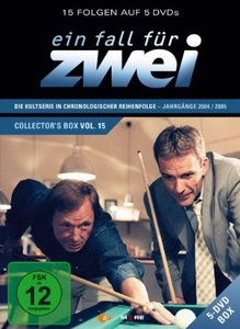 Ein Fall für zwei - Collector's Box 15