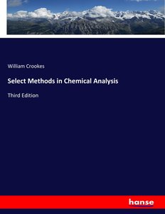 Select Methods in Chemical Analysis