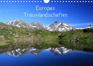 Europas Traumlandschaften (Wandkalender 2020 DIN A4 quer)