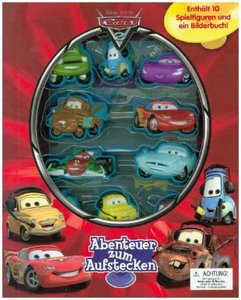 Cars. Abenteuer zum Aufstecken