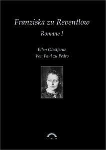Franziska zu Reventlow. Sämtliche Werke, Briefe und Tagebücher i