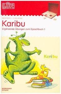Karibu - 3. Klasse: Ergänzende Übungen zum Sprachbuch 1
