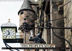 Entdecke Edinburgh (Wandkalender 2019 DIN A3 quer)