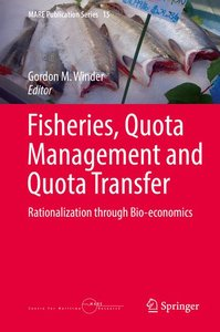 Fisheries, Quota Management and Quota Transfer