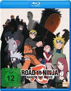 Road to Ninja - Naruto - The Movie (2012), 1 Blu-ray