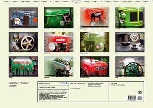 Oldtimer-Traktor Details