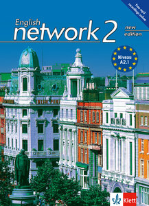 English Network 2 New Edition. Student\'s Book mit Audios online