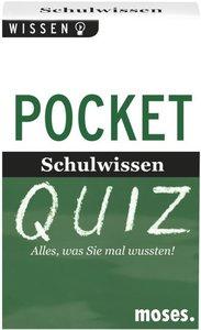 Pocket Quiz - Schulwissen
