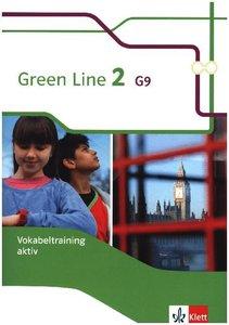Green Line 2. Arbeitsheft 6. Klasse G9