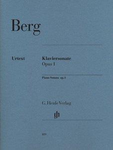 Klaviersonate op. 1