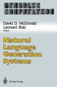 Natural Language Generation Systems
