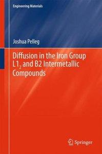 Diffusion in Ni Based L12 and B2 Intermetallic Compounds