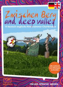 Zwischen Berg And Deep Valley