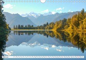 Berglandschaften der Welt (Wandkalender 2020 DIN A4 quer)