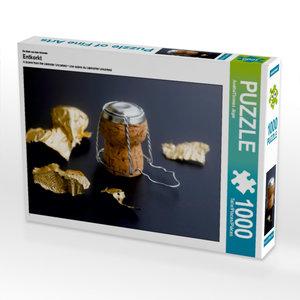 Ein Motiv aus dem Kalender Entkorkt 1000 Teile Puzzle quer