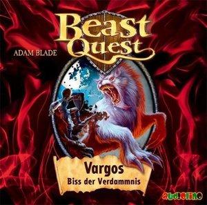 Beast Quest: Vargos, Biss der Verdammnis